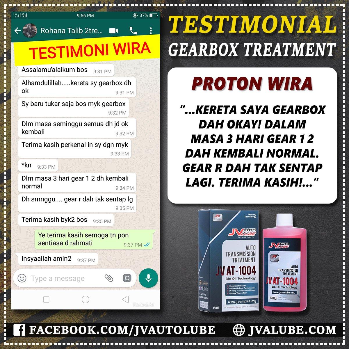 Testimoni AT 048 - Proton Wira