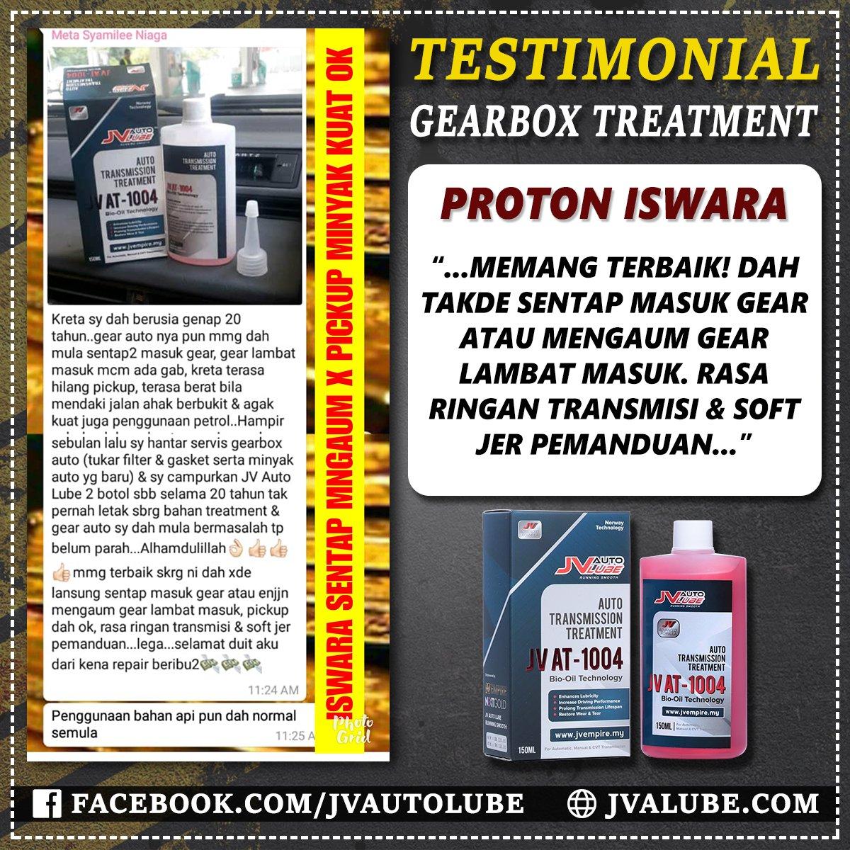 Testimoni AT 056 - Proton Iswara